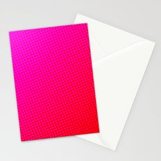 80's grade red Stationery Cards