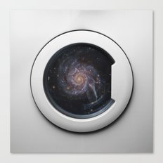 Rolling Space Canvas Print