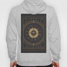 La Roue de Fortune or Wheel of Fortune Tarot Hoody