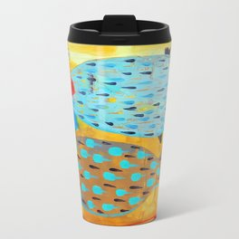 Who's looking? Travel Mug