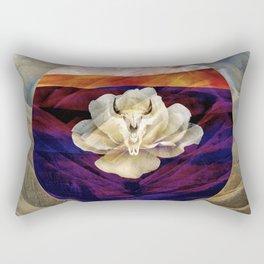 Desert Rose II Rectangular Pillow