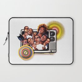 Cannon fodder | Collage Laptop Sleeve