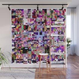 - minimal TV - Wall Mural
