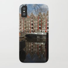 Amsterdam Canal Slim Case iPhone X