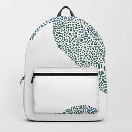 Blue Heart Backpack