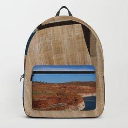 Glen Canyon Dam and Lake Powell Backpack