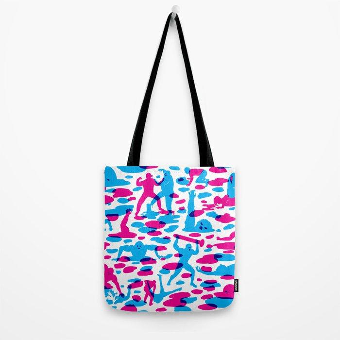 Acids vs. Bases Tote Bag