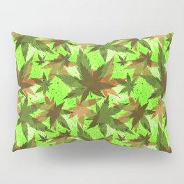 Marijuana Pillow Sham