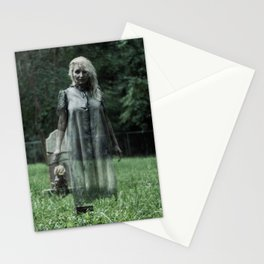 """VAMPLIFIED """"Haunted Cemetery"""" Stationery Cards"""