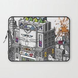 The Cat kingdom Visual Toy Branding Laptop Sleeve