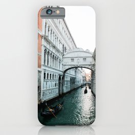 Canal iPhone Case