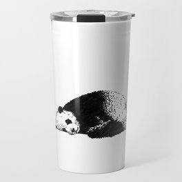 Sleepy Panda Travel Mug