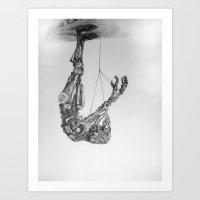 Automa IV Art Print