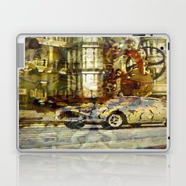 timeless car Laptop & iPad Skin