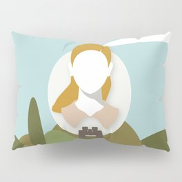 Moonrise Kingdom - Suzy Bishop (Kara Hayward) Pillow Sham