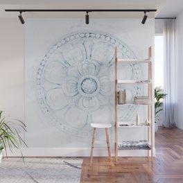Flower Design Wall Mural