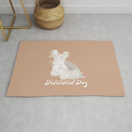 The Year of the Diamond Dog Rug