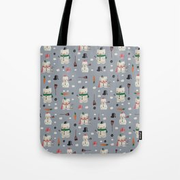 Snowanimals Tote Bag