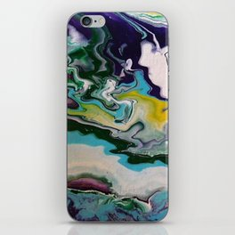 Cool Colors iPhone Skin