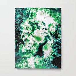 """""""Balance Of Nature: Series 3a. Metal Print"""
