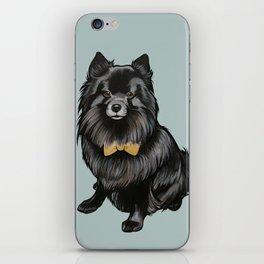 Ozzy the Pomeranian Mix iPhone Skin