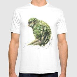 Mr Kākāpō T-shirt