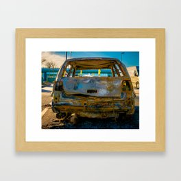 unterwegs_1586 Framed Art Print