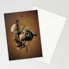 destructured pirate #Hook Stationery Cards