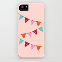 Hooray for girls! iPhone Case