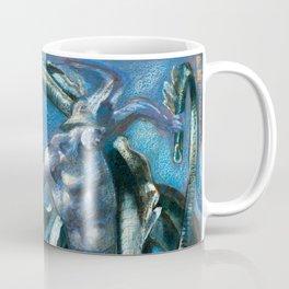 "Edward Burne-Jones ""Perseus and Andromeda"" Coffee Mug"