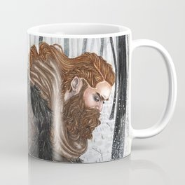 God of winter Ullr Coffee Mug