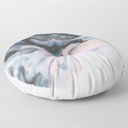 Modern marble 01-1 Floor Pillow