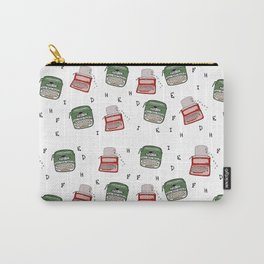 Typewriters Carry-All Pouch