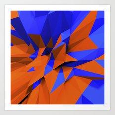 SPIKE I Art Print