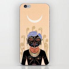 Indian Man iPhone & iPod Skin