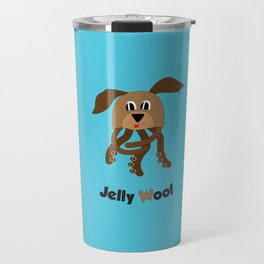 Jelly Woof Travel Mug