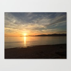 Ocean Calm VI Canvas Print