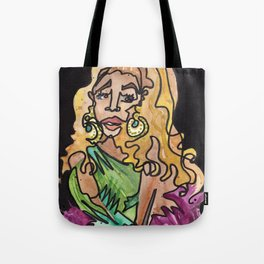 Glamazon Tote Bag