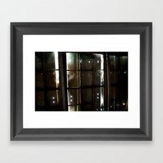 II Shed  Framed Art Print
