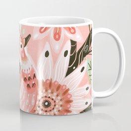 Little Pink Bird Coffee Mug