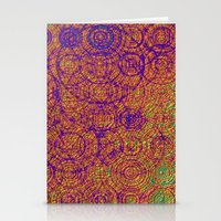 trippy Stationery Cards featuring Trippy by Lyle Hatch