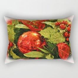 Festive Centerpiece Rectangular Pillow