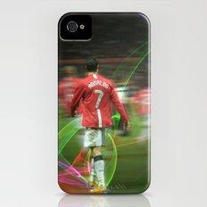 Ronaldo Remix iPhone (4, 4s) Slim Case