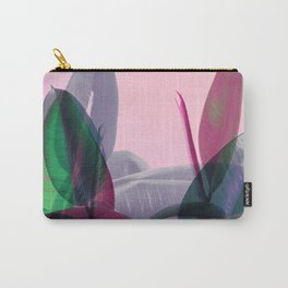 Greenery Mix 2 Carry-All Pouch