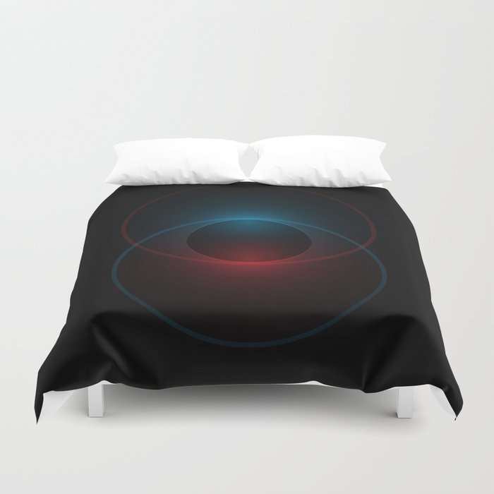 Eye of the Horizon Duvet Cover