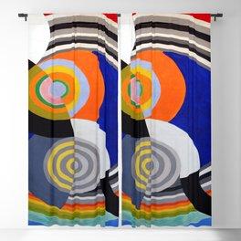 Robert Delaunay Rhythm II Blackout Curtain