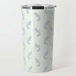 Squirrel sketch Travel Mug