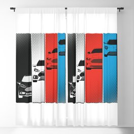 Fast Fords Blackout Curtain