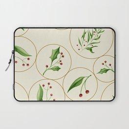 Berries Baubles #society6 #xmas Laptop Sleeve