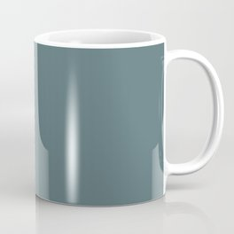 Goblin Blue | Solid Colour Coffee Mug